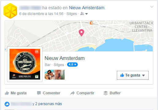 Social WiFi Gratis con Check-in en Facebook